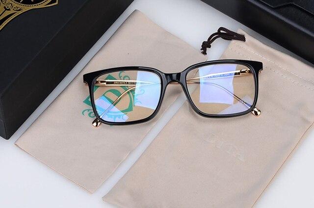 Fashion Eyeglasses Frames Brand Men Women Full-rim Eyewear Frames Reading Glasses Oculos de grau Light Weight HOT SALE 2074