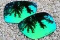 Esmeralda Verde Azul Substituição de Lentes Polarizadas para Oakley Holbrook Óculos De Sol