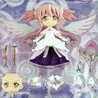 "Anime Giapponese Figures Sveglio 4 ""nendoroid Puella Magi Madoka Magica Kaname Doll Action Figure Model Collection"