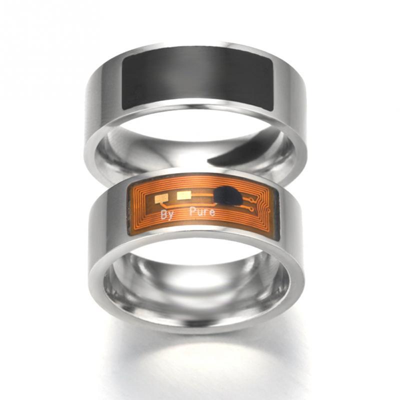 NFC Multifunctional Waterproof Intelligent Smart Ring 21