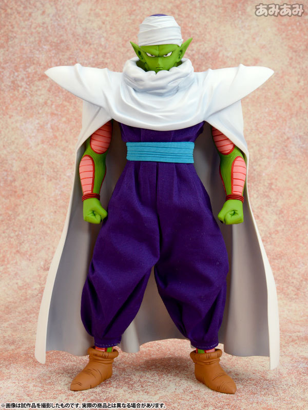 MegaHouse 21CM Dragon Ball Z DOD Piccolo PVC Action Figure Juguetes Dragon Ball Collectible Model Toy DBZ Figuras B015 dragon ball z shenron pvc figure figuras dbz dragon ball z model toy esferas del dragon 7pcs pvc balls shelf dragonball doll