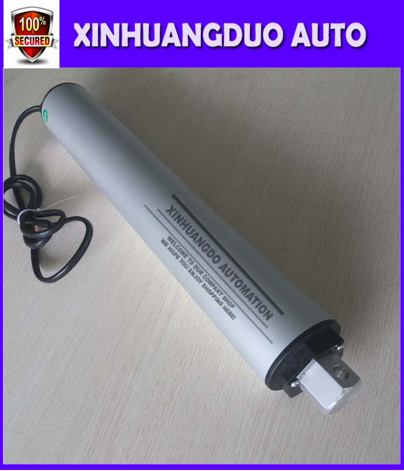 Factory Direct 12V 24V 900mm 36inch stroke 230mm s speed DC Linear actuator electric linear actuator