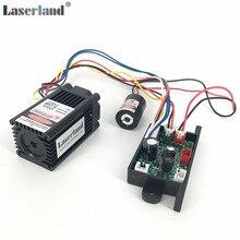 650nm 100mW Red + 532nm 30mw Green Laser Module Diode TTL TEM Stage Lighting