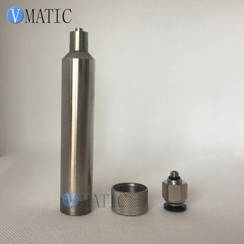 Free Shipping 10cc 10ml Corrosion Resistant Stainless Steel Cones Metal Dispensing Pneumatic SyringeFree Shipping 10cc 10ml Corrosion Resistant Stainless Steel Cones Metal Dispensing Pneumatic Syringe
