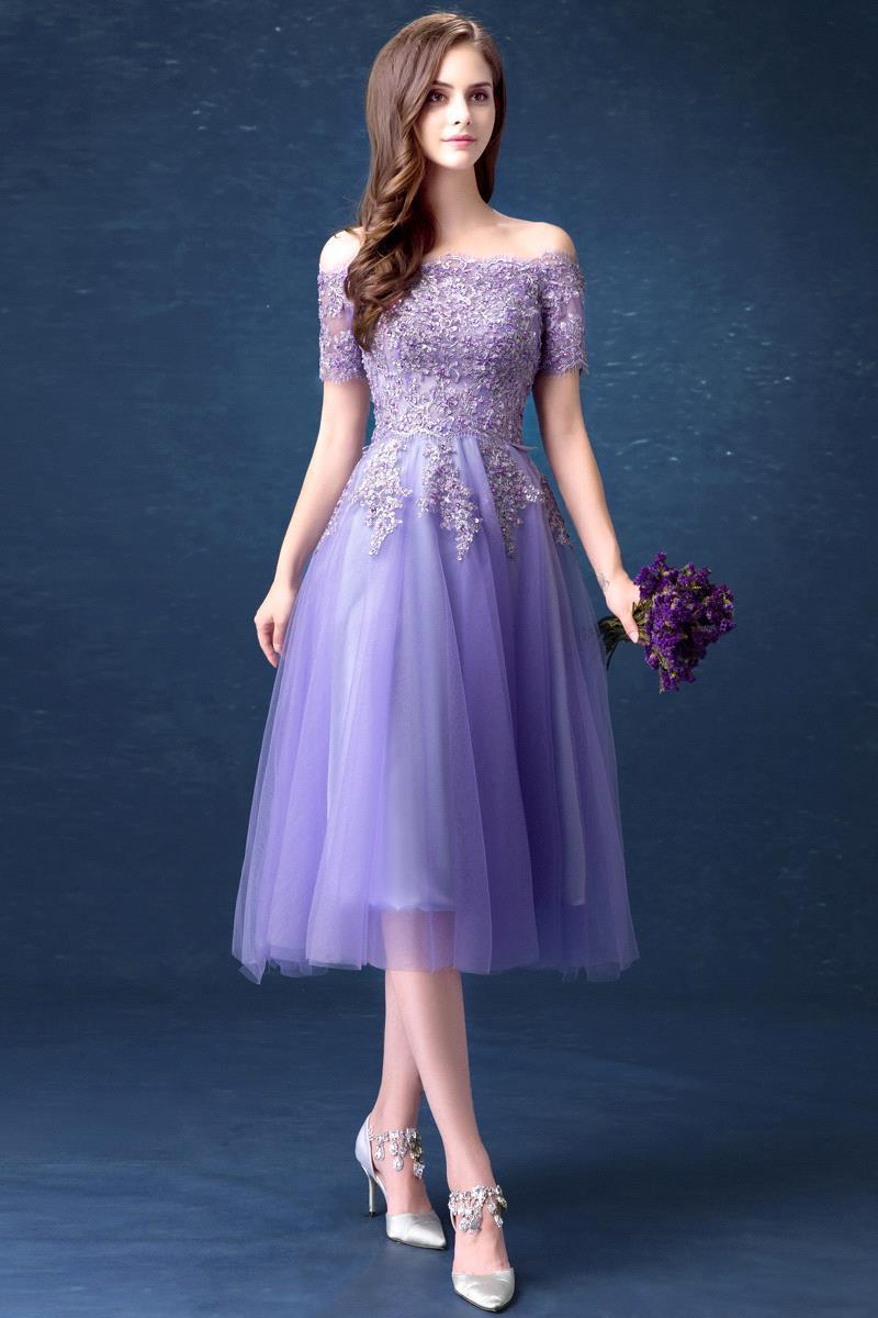 Tolle Lavendel Kleider Für Hochzeit Galerie - Hochzeit Kleid Stile ...