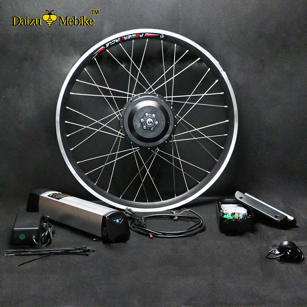 Best Price $219 Simple Electric Bike Kit With 36V Kettle Battery E Bicycle kit 250W 350W 500W motor Optional max 44km/h Thumb hot sale rear rack drawer type 36v 10ah electric bike li ion battery 36v 10ah e bike kit 36v 500w battery