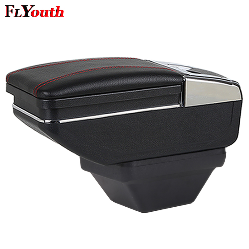 For MG ZS 2017 2018 2019 Car Armrest Box Central Store Content Box Products Interior Armrest