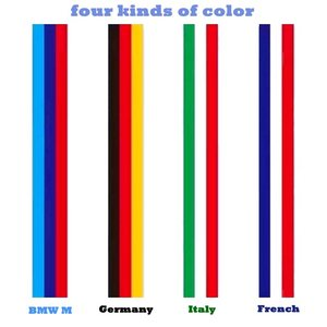 Image 3 - 1 Roll Car Sticker PVC Car The Whole Body Sticker Fire Flame Decor Vinyl Decals France Germany Italy Flag For BMW M Color