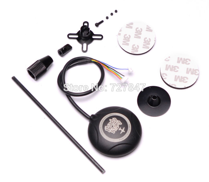 Ublox NEO-M8N High Precision GPS Built in Compass w/ Stand Holder  for AMP2.6/ 2.8 Pixhawk fpv neo m8n gps