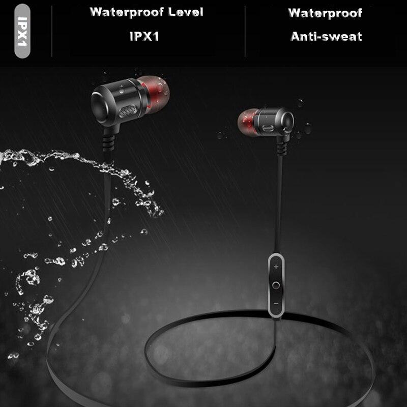 Ubit S8 Spor Kulak Kablosuz Kulaklık Anti-ter Metal Kulaklık - Taşınabilir Ses ve Görüntü - Fotoğraf 5
