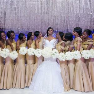 Image 4 - Mermaid Wedding Dress Sleeves 2019 Vestidos de novia Vintage Lace Sweetheart Neck Bridal Gown Backless Wedding Gowns