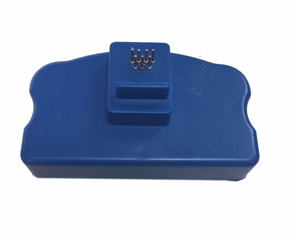 Maintenance Tank Chip Resetter For Epson 7700 9700 7710 9710 Printer 6711 maintenance tank for epson workforce wf3620dwf wf3520 wf3640dtwf printer tank