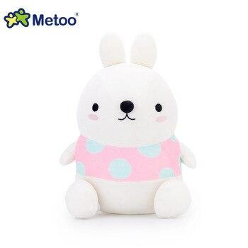 Мягкий плюшевый кролик Metoo 6