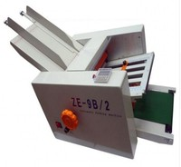 Automatic paper folding machine max paper 210x420mm  high speed  2 folding trays  large work load for user manual|Binding Machine|Computer & Office -