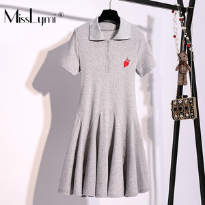 L-4XL Plus Size Women Knitted
