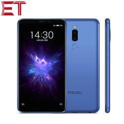 """Оригинальный мобильный телефон MEIZU Note 8 4G LTE 6 """"Snapdragon 632 Octa core 4 Гб оперативная память 32 Встроенная Quick Charge распознавания отпечатков пальцев"""