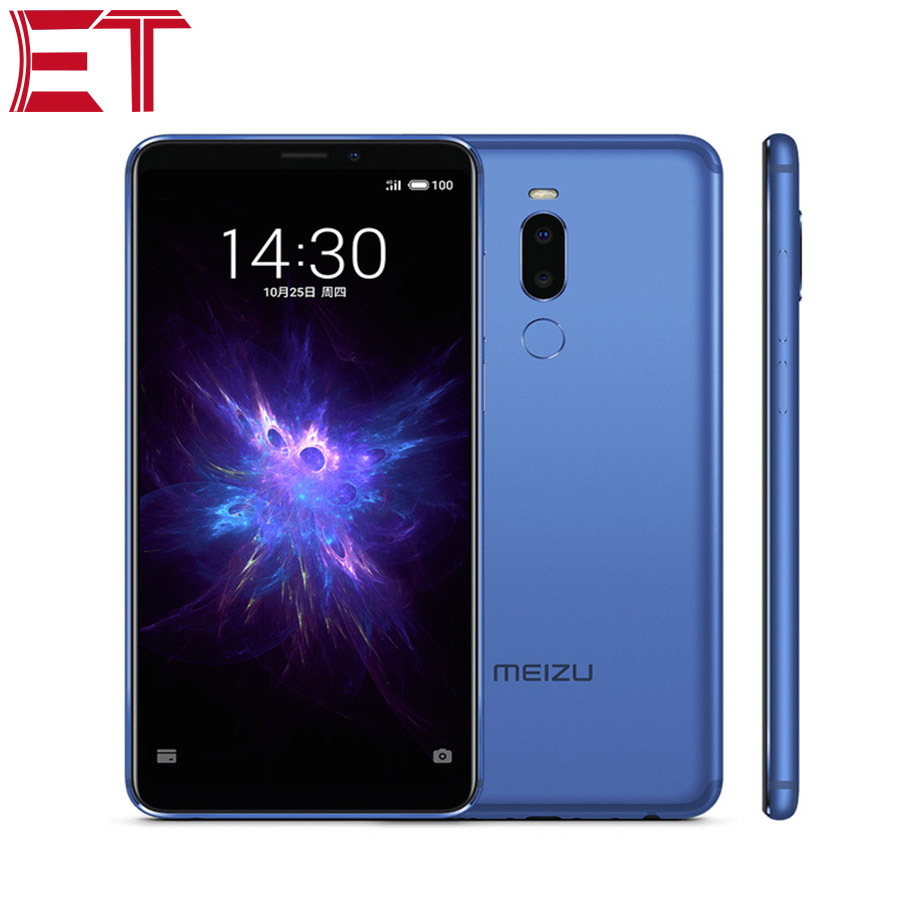 Nouveau téléphone Mobile MEIZU Note 8 4G LTE double SIM 6.0