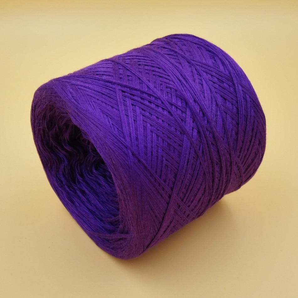 500g Yarns For Knitting Hand Wool Yarn Summer Baby 100