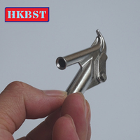 Plastic Welder Tips And Nozzles And Welding Mouth For Hot Air Welding Tool Accessories