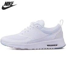 Original de la Nueva Llegada 2016 NIKE AIR MAX THEA PRM Zapatos Corrientes de Las Mujeres Zapatillas de Deporte
