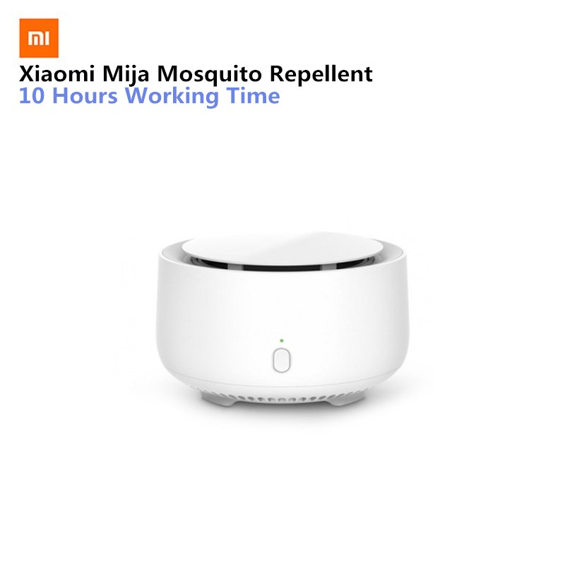 Original Xiaomi Mosquito Repellent Killer No Heating Fan Drive Volatilization Insect Repeller Indoor Use Replaceable Repellents solar powered sound wave mosquito repellent repeller w compass silver green