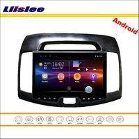 Liislee Android GPS Navigation System For Hyundai Elantra / Avante 2006~2010 Radio Stereo Audio Video Multimedia No DVD Player