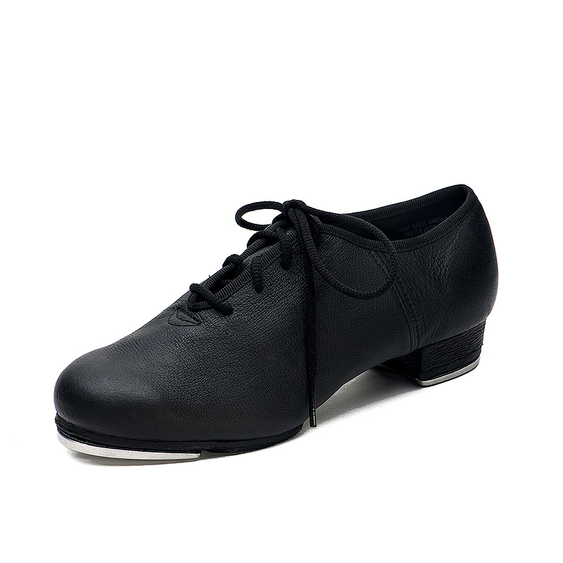Image 2 - Sansha   Professional Genuine Leather Dance Tap Shoes Women Lace Up Dancing Shoes Choose Size On Feet Length  TA02LPI-in Dance shoes from Sports & Entertainment