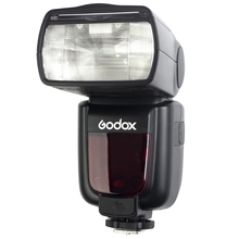 Original Cámara Flash Speedlite Godox Ving V850II 2.4G Receptor con 2000 mAh Li-ion para Canon Nikon Pentax Olympus