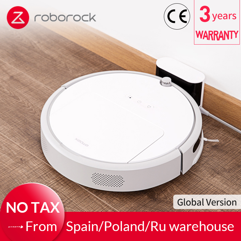 Roborock Robot Xiaomi Vacuum Cleaner 3 Lite Youth for Home Xiaowa Smart Automatic Dust Sweeping Mi