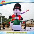 2016 Надувной Снеговик Для Рекламы/Надувные Снежный Человек