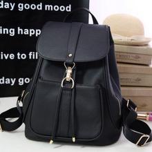 Известный бренд рюкзак винтажная женская сумка модная одежда для девочек ПУ школьный Высокое качество женщины в стиле casual рюкзаки