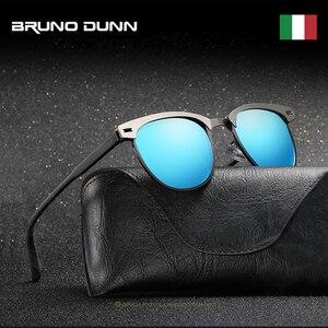 الألومنيوم النظارات الشمسية الرجال النساء الاستقطاب UV400 العلامة التجارية مصمم نظارات شمسية Oculos masculino feminino نظارة سولي فام راي