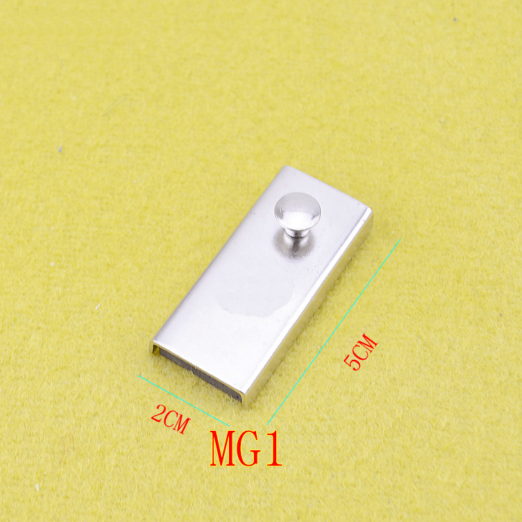 Sewing machine parts Magnet fixed gauge Simple locator MG1 2CM*5CM