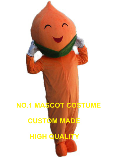 peach mascot costume factory wholesale new hot custom ...