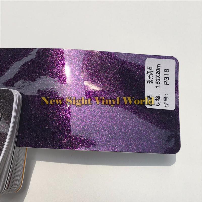 Purple-Glossy-Pearl-Diamond-Glitter-Vinyl-Sticker (5)