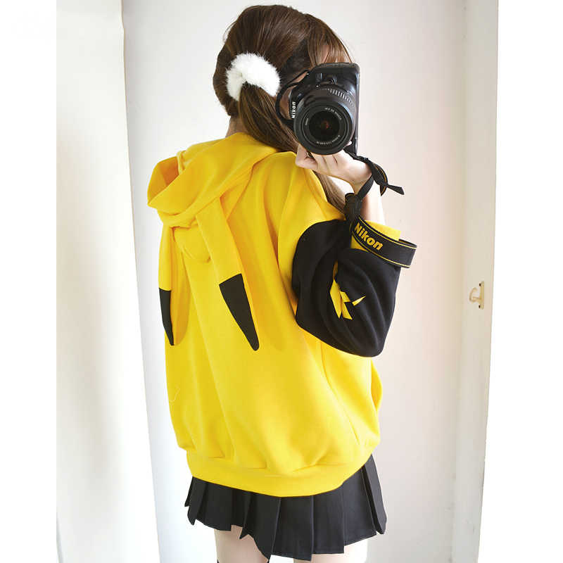 Japanese Anime Pokemon Go Cosplay Costume Winter Cotton Protective ...