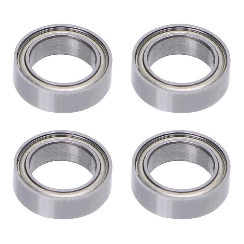 4Pcs/Set Steel 12*8*3.5 Ball Bearings Metal Upgrade Parts For WLtoys 1/18 RC Car A959-b A949 A959 A969 A979 K929 #K4UE# Drop steel metal diff differential main gear 42t for 1 18 wltoys a959 b a969 b a979 b k929 b rc car upgrade parts