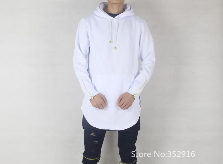 Cool White Hoodies | Fashion Ql
