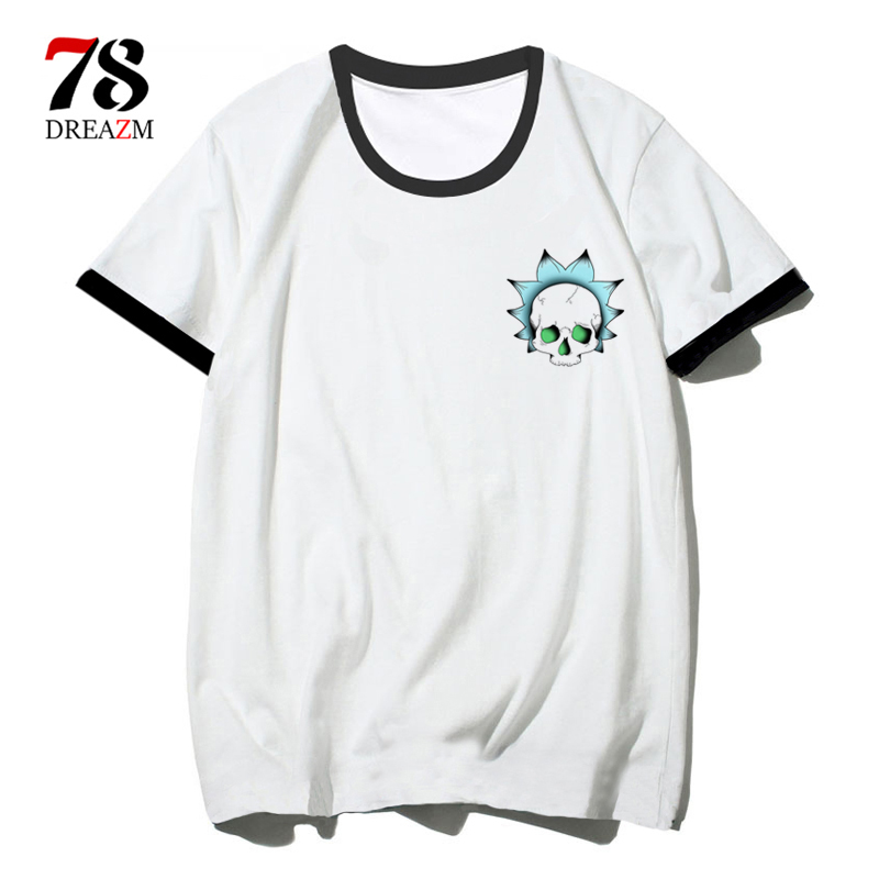 64ba81df3 rick and morty t shirt funny tshirt pickle rick t-shirt 2019 hip hop male