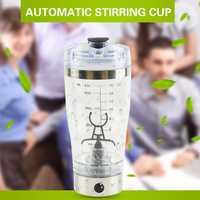 New Electric di Proteine Shaker Blender Bottiglia di Acqua Automatico Movimento Vortice Tornado 600 ML Staccabile Libero Smart Mixer Tazza