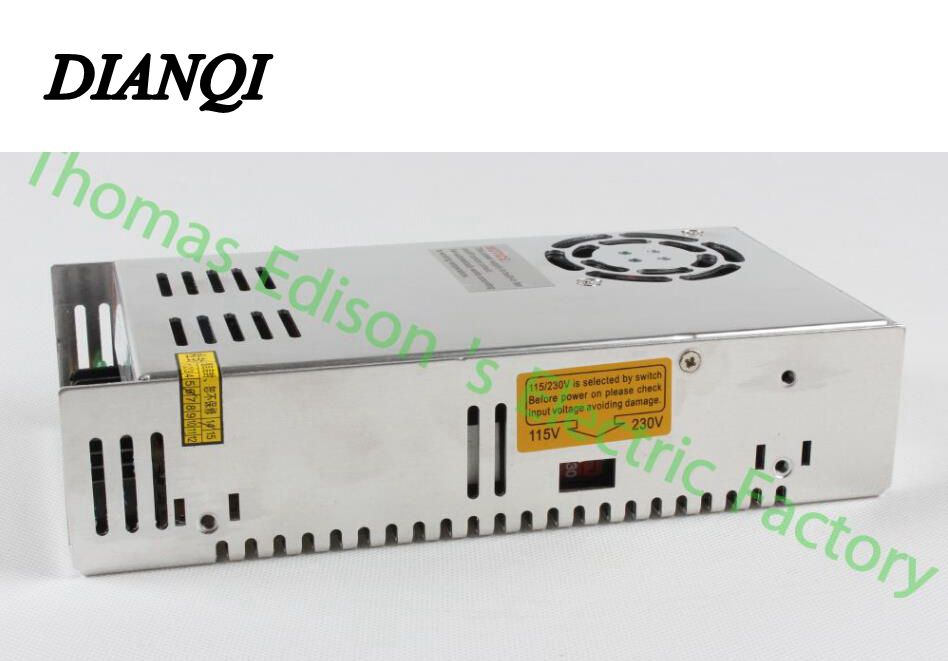 input Single Output Switching power supply unit ac to dc power supply ac dc converter S-300 300w 24v 12v 15v 36v 48v