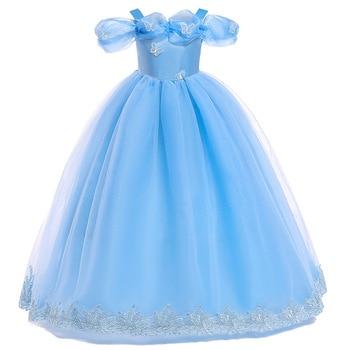 26642f7ffaf Product Offer. Платье Золушки для девочек детская одежда платье принцессы  Софии для вечерние ...