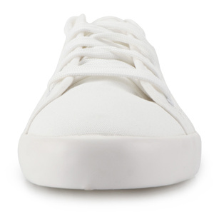 Image 3 - Canvas Shoes Men Sneakers Summer Man Casual Male Shoes Adult Sapato Masculino White Sneakers Lace Up Cotton Fabric Footwear