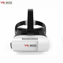 Google Cardboard VR BOX II 2.0 Version VRBOX Virtual Reality 3D Glasses For 3.5 – 6.0 inch i6/6s Android Phone Xiaomi Smartphone