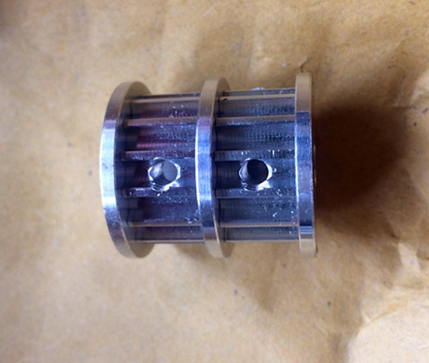 14 teeth HTD3M timing pulleys 9mm width 350mm length timing belts