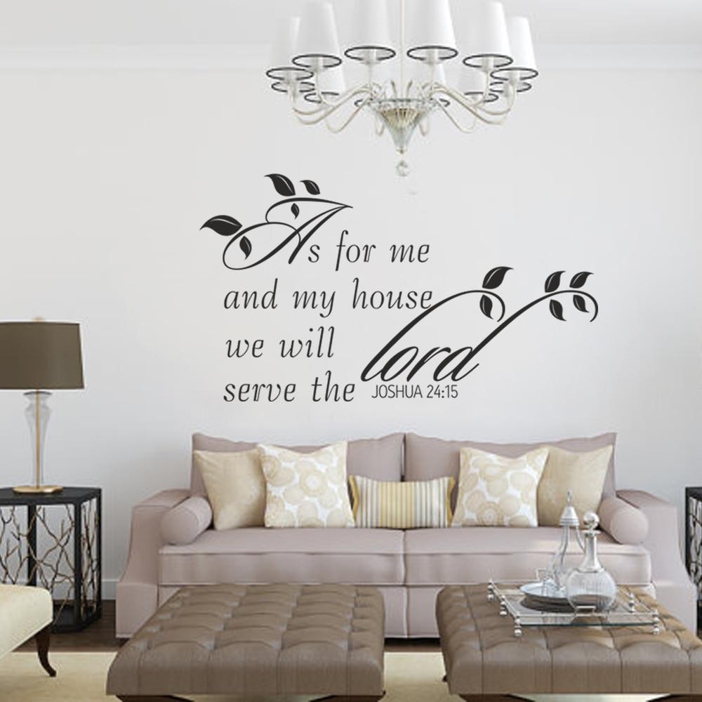 christian wall decals roselawnlutheran. Black Bedroom Furniture Sets. Home Design Ideas