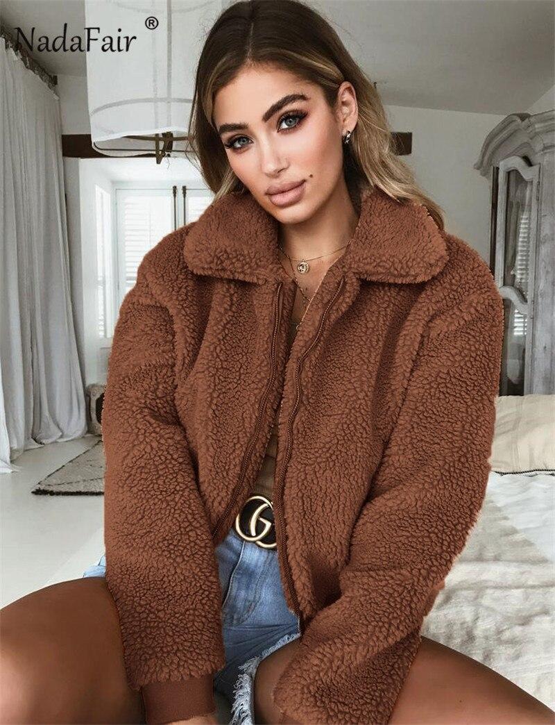 faux fur coat teddy08_
