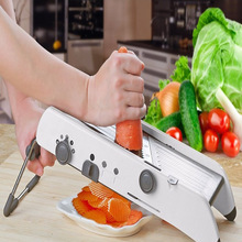 Manual Mandoline Slicer Potato Cutter Carrot Grater Vegetable Cutter  Julienne Fruit Vegetable Tools Kitchen Accessories