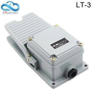 Image 1 - Pedaal schakelaar lt 3 pedaal schakelaar machine tool accessoires AC 380 v 10a