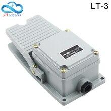 Pedal switch lt 3 pedal acessórios de máquinas ferramenta AC 380 v 10a